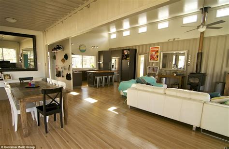 container home interior worth their freight in gold are luxury shipping