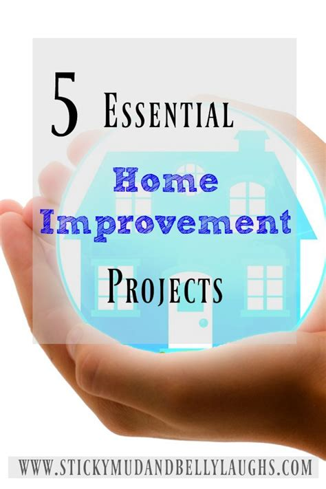 5 essential projects for your family home sticky mud and