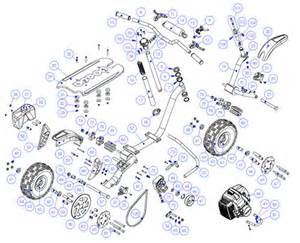 electrical pride schematic scooter electric scooter