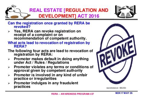 Cs And Mba by Mba In Real Estate Management Why Rera By Professor Dr C