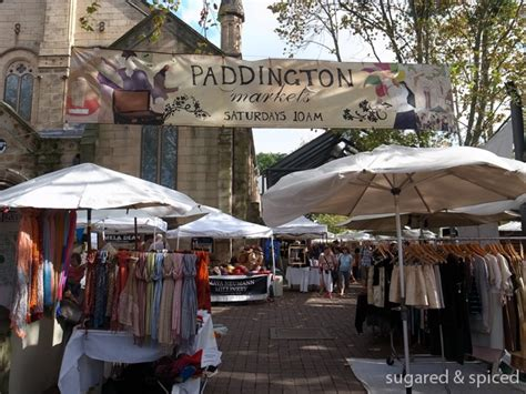 Handmade Markets Sydney - sydney bondi paddington market sugared spiced
