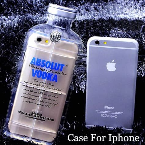 Absolut Vodka Iphone 6 6s absolut vodka bottle iphone 6 plus 6s plus iphone 6