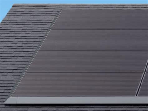 Tesla Solar Panel Tesla Panasonic Quot Inconspicuous Quot Solar Panels Unveiled