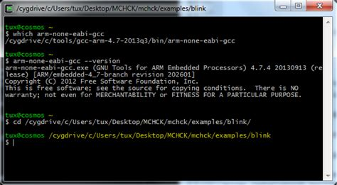 gcc ffunction sections embedded development with open source tools on windows
