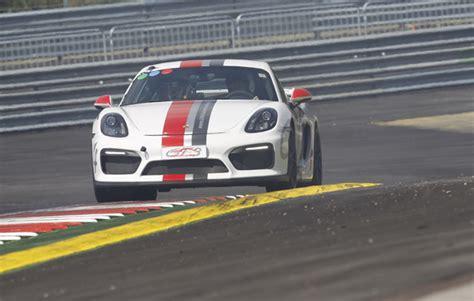 Porsche Fahren Hockenheimring by Porsche Cayman Gt4 Fahren Auf Dem Hockenheimring Mydays