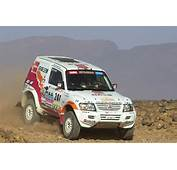 A Gallery Of Mitsubishi's Dakar Rally Cars  Japanese