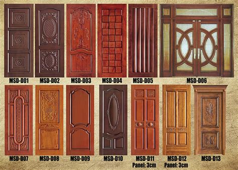 simple teak wood single door designs for indian homes