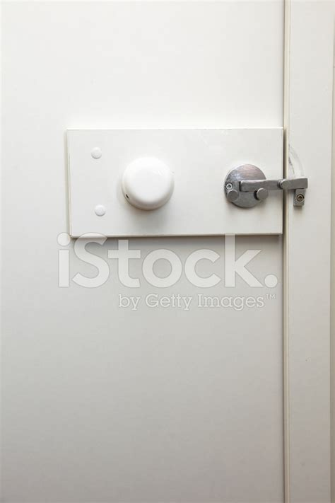 bathroom door locked itself lock on bathroom door stock photos freeimages com