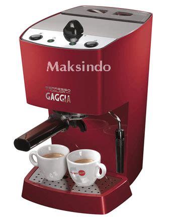 Espresso Kopi Mesin mesin kopi jual mesin kopi espresso gaggia espresso