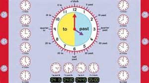 learning how to tell time a maths lesson plan for years