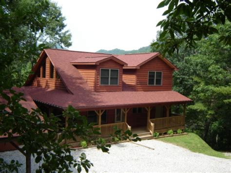 Fontana Lake Cabin Rentals by Blueberry Mtn Retreat Hottub Lake Fed