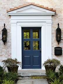 front door blue make a dramatic first impression 15 painted front doors