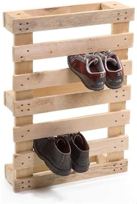 creative shoe rack design for a neat and creative shoe rack tiny space things