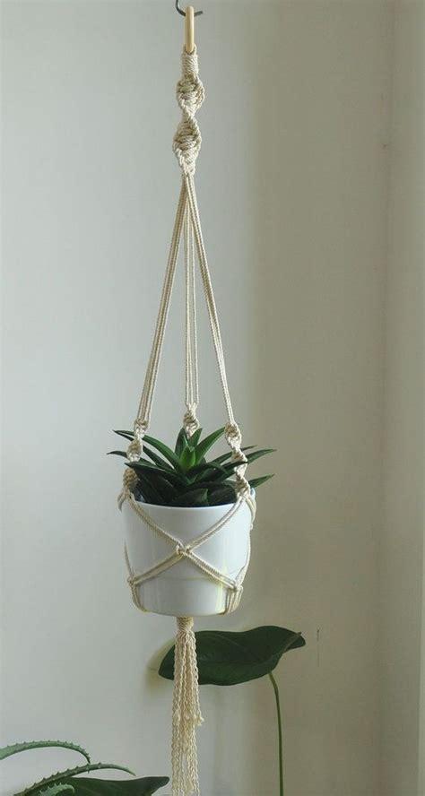 ideas   macrame plant hanger diy macrame plant