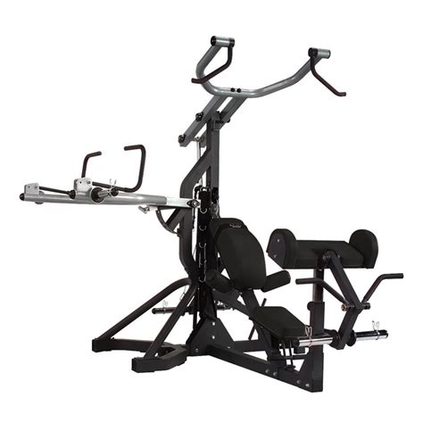solid powerlift freeweight leverage sbl460