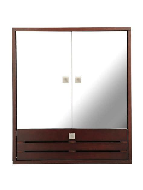 dark wood bathroom cabinet mirror dark wood bathroom cabinet with mirror