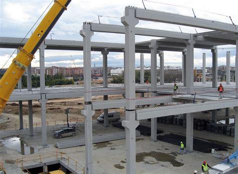 cadenas prefabricadas construccion pilares de hormig 243 n prefabricado tecnyconta