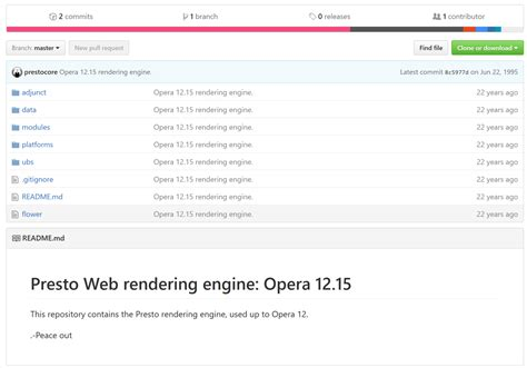 blink layout engine download full source code of opera presto has been leaked tech