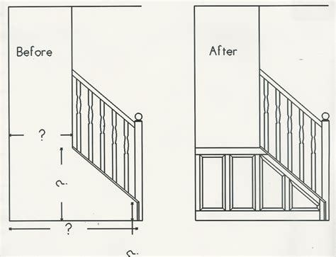 How To Measure For Wainscoting by How To Measure For Wainscoting