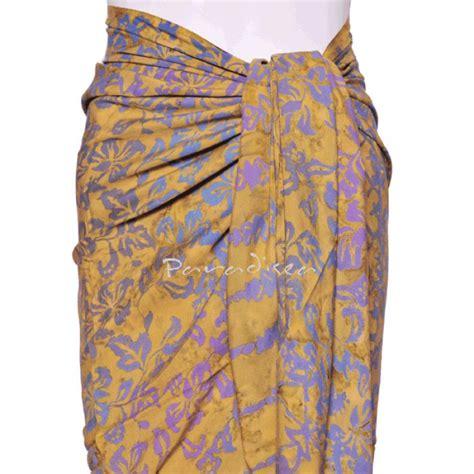 tutorial pakai kain batik modern 100 gambar kain batik lilit dengan tutorial rok lilit