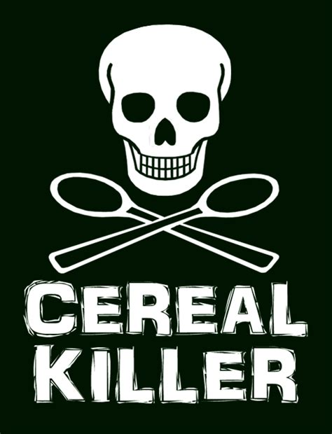 Cereal Killer cereal killer t shirt tshirtlegend