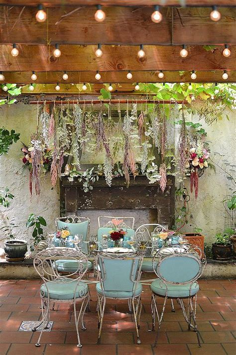 indoor garden wedding ideas picture of whimsical indoor garden wedding