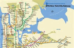 Subway Map Mta by Rosemary Ferreira Mta Subway Map City Blog