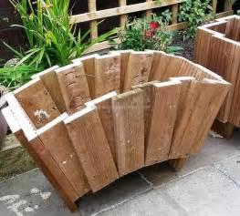 best 20 wooden planters ideas on wooden