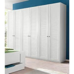 armoire dressing 6 portes rauch 3suisses
