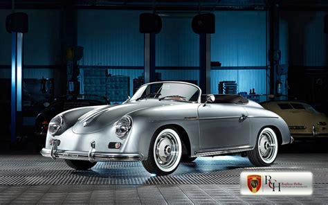Porsche Speedster 365 by Porsche 365 Speedster 550 Spyder Replica By Replicar