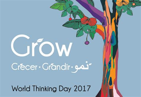 girl guide themes wagggs world thinking day