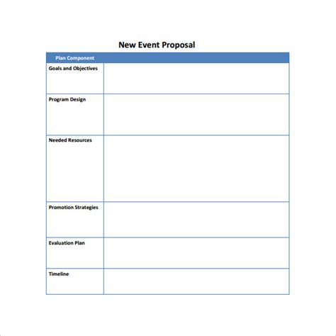 template event sle event template 25 free documents in pdf