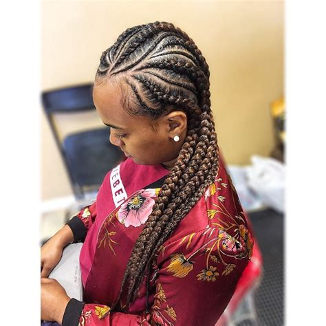 large cornrow hairstyles cool 30 cornrow hairstyles for different occasions get