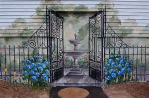 Outdoor Wall Mural Exterior Wall Mural Traditional Exterior Boston By