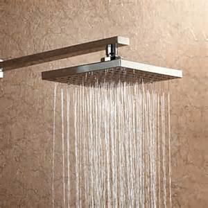 square 20x20cm shower a grade abs
