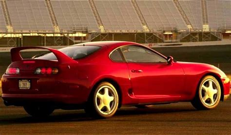 Toyota Supra Performance Specs 1993 Toyota Supra Sport Car Technical Specifications And