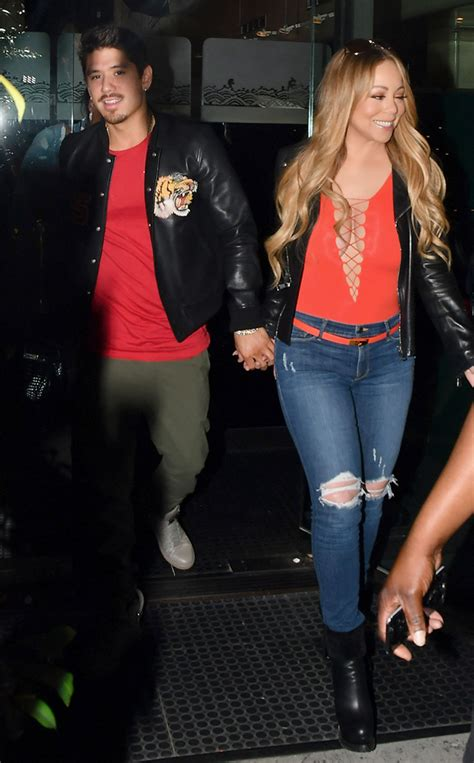 Careys New Signature Style It Or It by Carey Matches With Boyfriend Bryan On Date