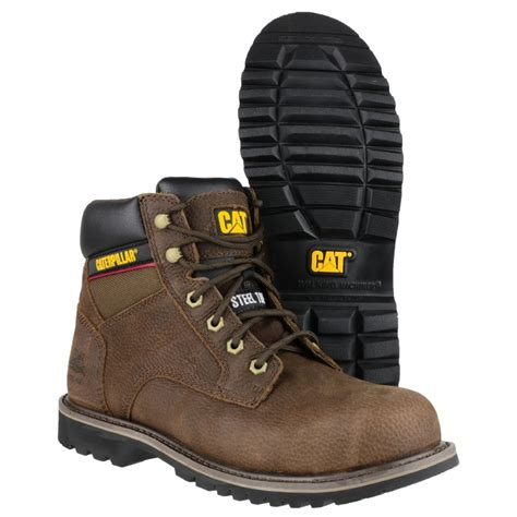 electric boots caterpillar electric 6 mens safety boots sb steel toe