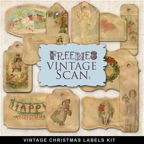 vintage christmas gift tags printable free freebies vintage christmas labels far far hill free