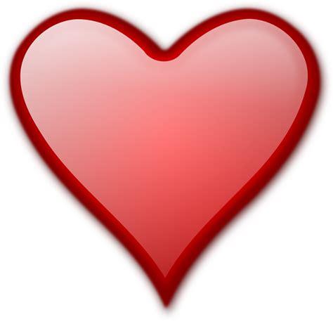 image with hearts kostenlose vektorgrafik herz liebe rot