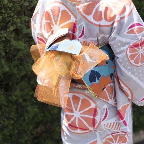King Obi Dua Badan padu padan obi dengan kimono dan yukata yuk kyoto kimono rental wargo