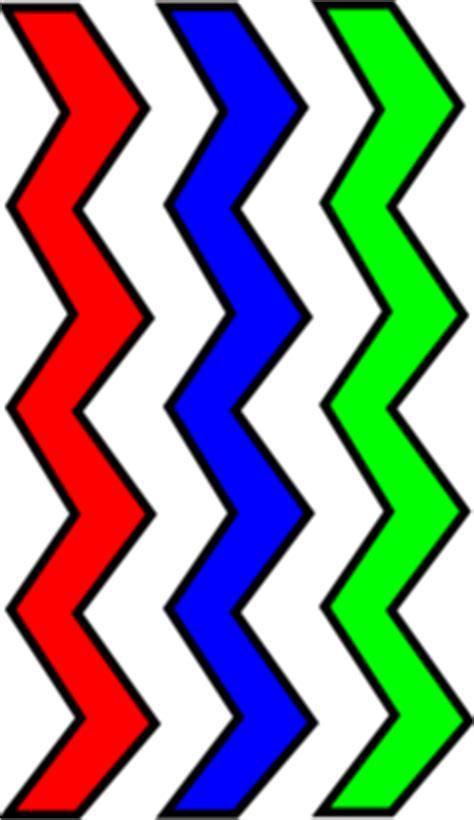 Zig Zag Clip Art at Clker.com - vector clip art online ... Zig Zag Pattern Clipart
