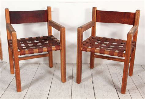 rattan wicker dining room chair banana leaf weave solid set of six wood and woven saddle leather dining chairs on