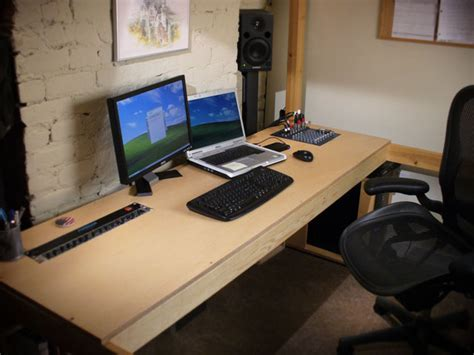 selbstgebaute schreibtische desk gallery of terrific computer desk