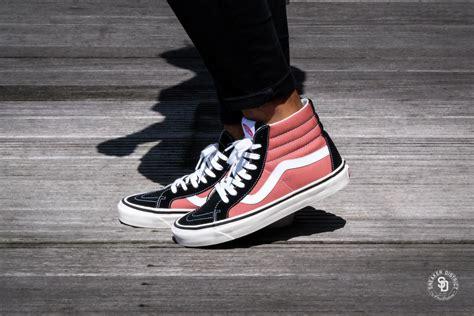 Sepatu Icon Brodo Taka Brown Authentic vans sk8 hi 38 dx anaheim factory orange rust black vn0a38gfoaq