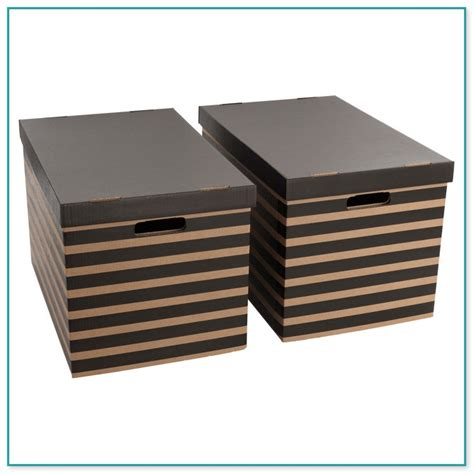 Hanging File Box Decorative by Small Decorative Boxes With Lids