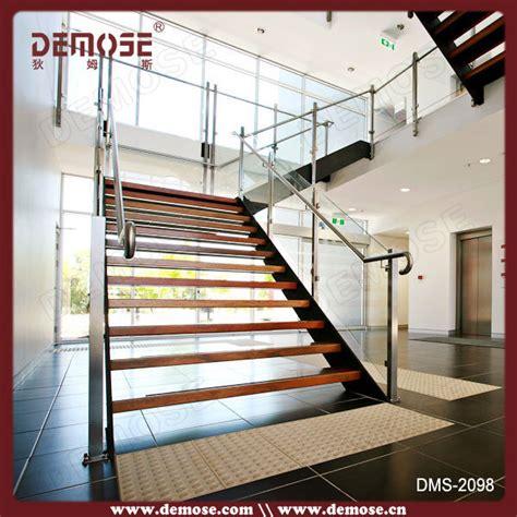 fertig geländer stahl innen design treppe