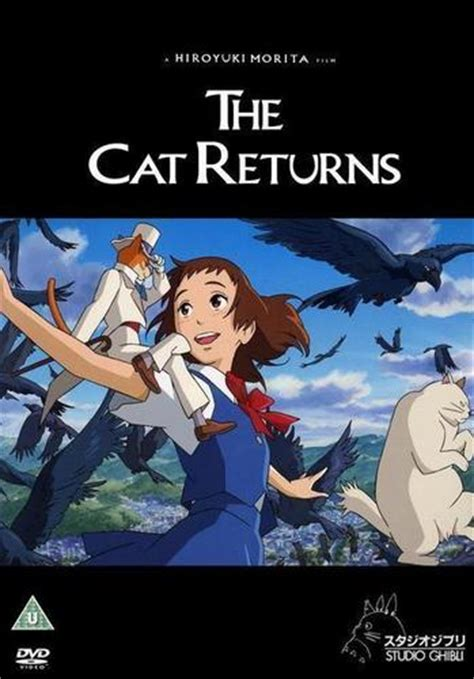 ghibli cat film the cat returns studio ghibli hayao miyazaki s art