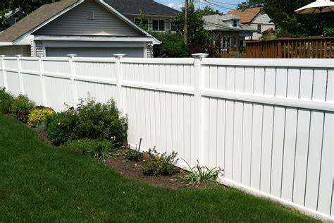 vinyl fencing company vinyl pvc fences chicago vinyl fence installation company