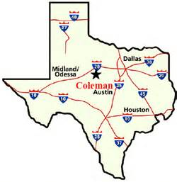 coleman county chamber of commerce and agriculture